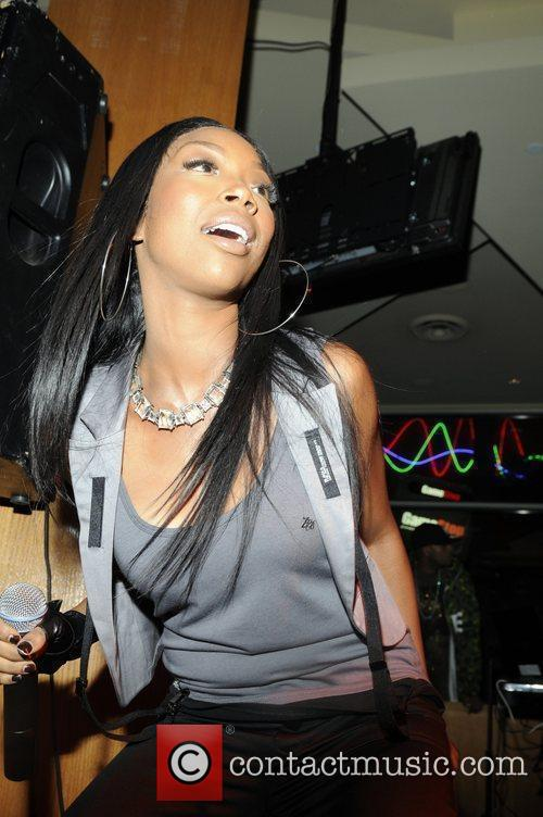 Brandy and Timbaland 7