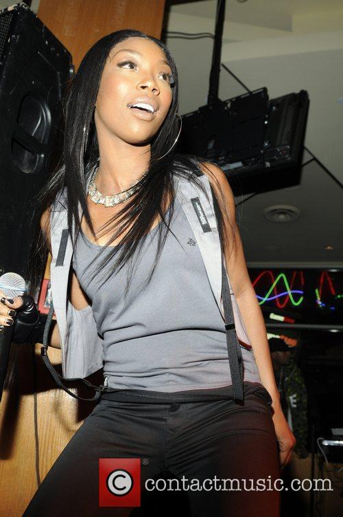 Brandy and Timbaland 10