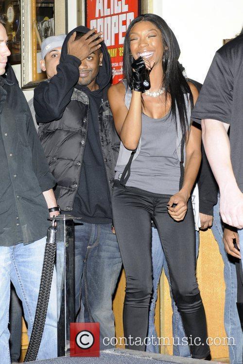 Brandy and Timbaland 1