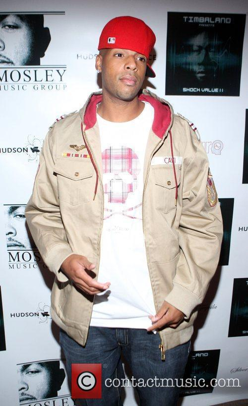 Mosley Music Group's album release party for Timbaland's...
