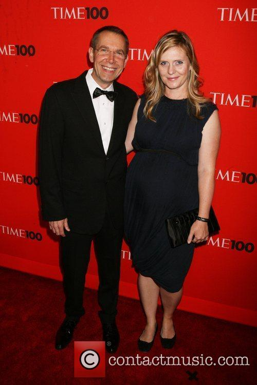 Jeff Koons and His Wife Justine Wheeler 5