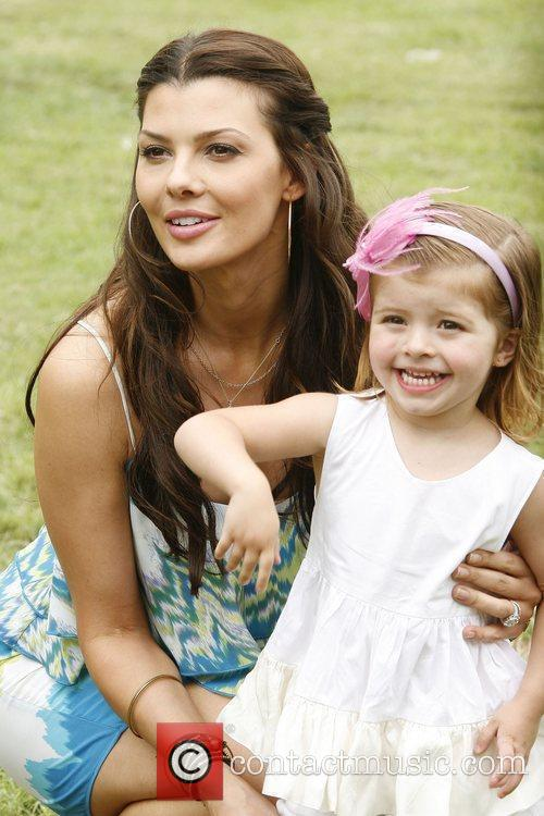 Ali Landry and daughter Estela Ines The 21st...