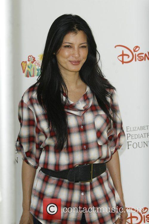 Kelly Hu The 21st annual Pediatric AIDS Foundation...