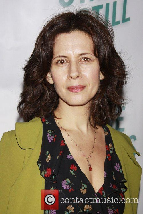 Jessica Hecht Opening night of of the Broadway...