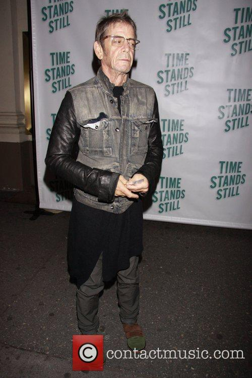 Lou Reed Opening night of of the Broadway...