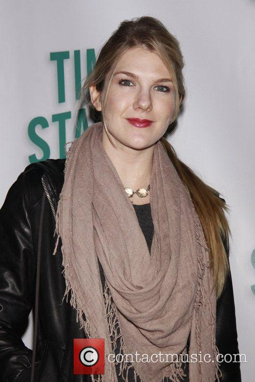 Lily Rabe Opening night of of the Broadway...