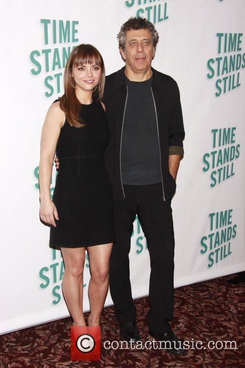 Christina Ricci and Eric Bogosian 5