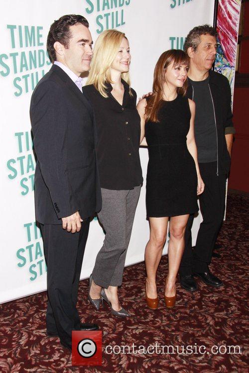 Laura Linney, Christina Ricci and Eric Bogosian 11