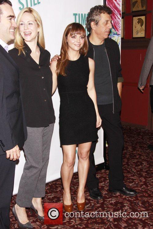 Laura Linney, Christina Ricci, Eric Bogosian