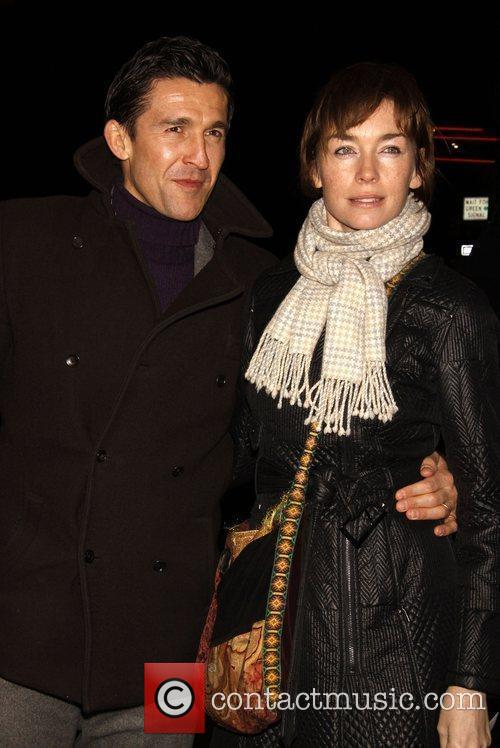 Jonathan Cake and His Wife Julianne Nicholson 4