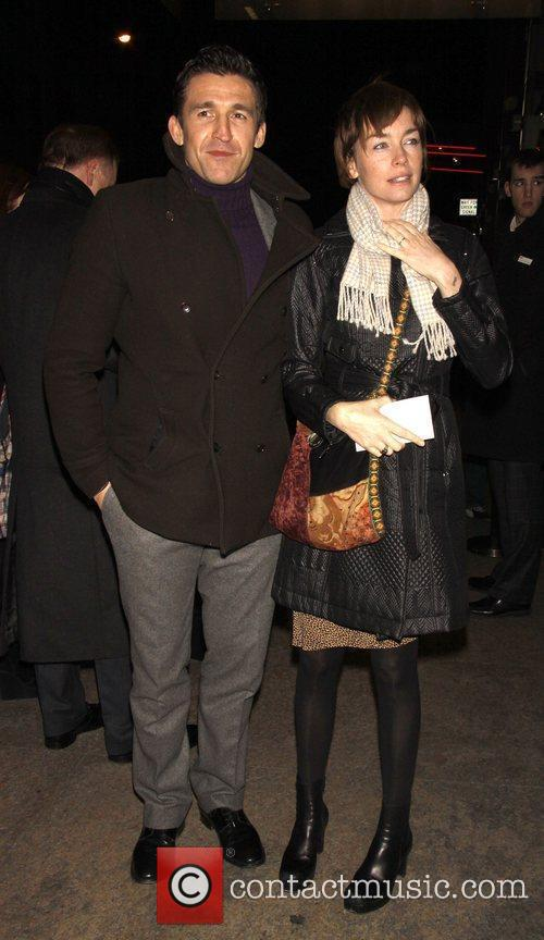 Jonathan Cake and His Wife Julianne Nicholson 2