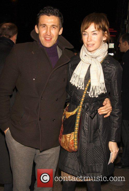Jonathan Cake and His Wife Julianne Nicholson 1