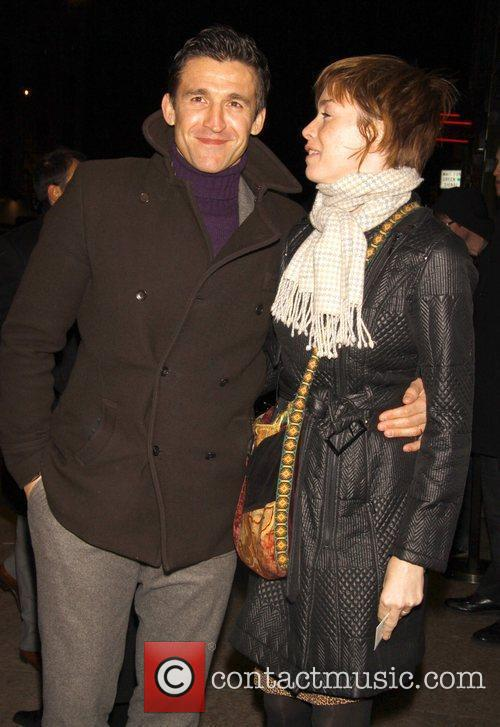 Jonathan Cake and His Wife Julianne Nicholson 3