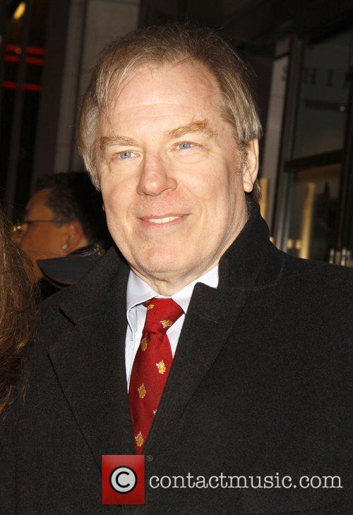 Michael McKean Opening night of the play 'Time...
