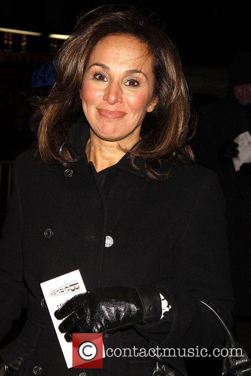 Rosanna Scotto Opening night of the play 'Time...
