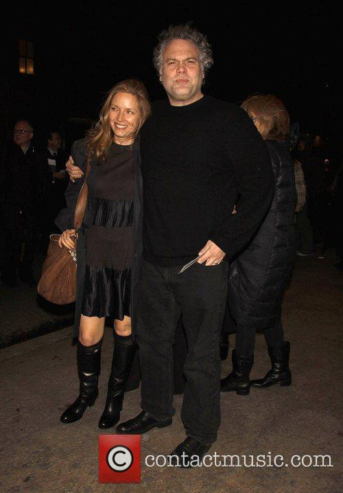 Vincent D'Onofrio and guest Opening night of the...