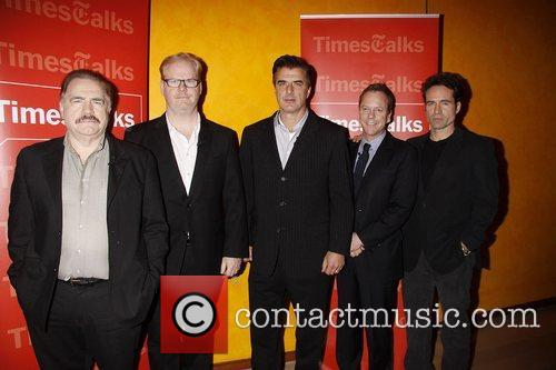 Brian Cox, Chris Noth, Jason Patric, Jim Gaffigan and Kiefer Sutherland 2