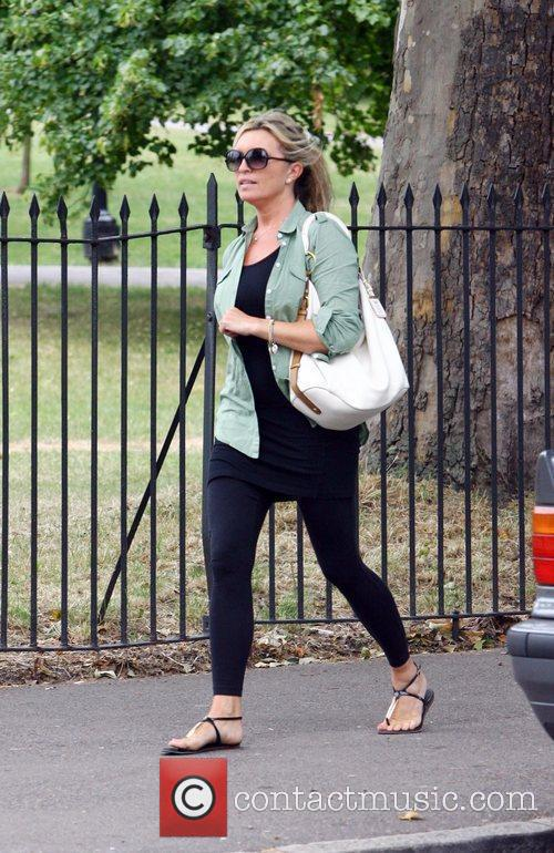 Tina Hobley Makes her way back to her...