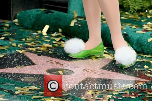 Atmosphere Tinker Bell receives the 2,418th star on...