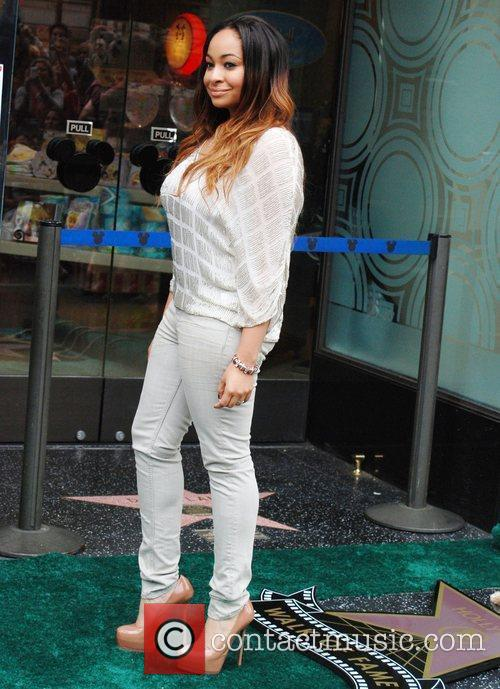 RAVEN SYMONE, Star On The Hollywood Walk Of Fame, Walk Of Fame