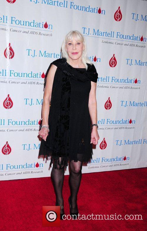 Wendy Dio  TJ Martell 35th Annual Awards...