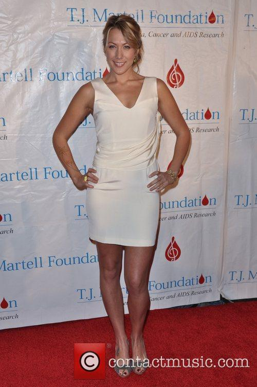 Colbie Caillat Colbie Caillat is seen at the...