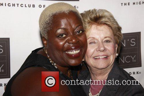 Lillias White and Jo Sullivan Loesser 10