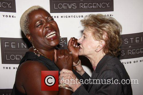 Lillias White and Jo Sullivan Loesser 5