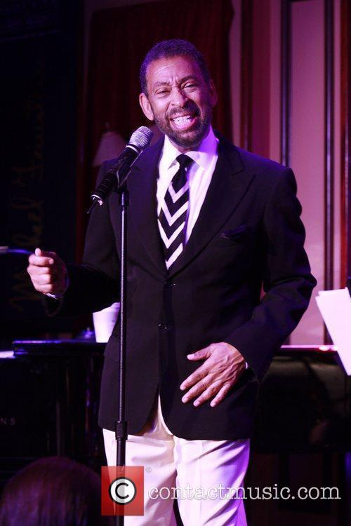 Maurice Hines The New York Pops and Ronald...