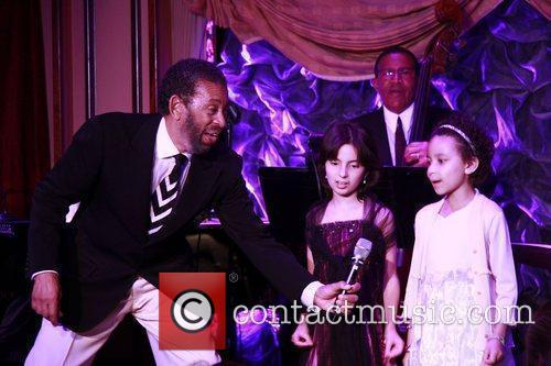 Maurice Hines and the Ronald McDonald House Kids...