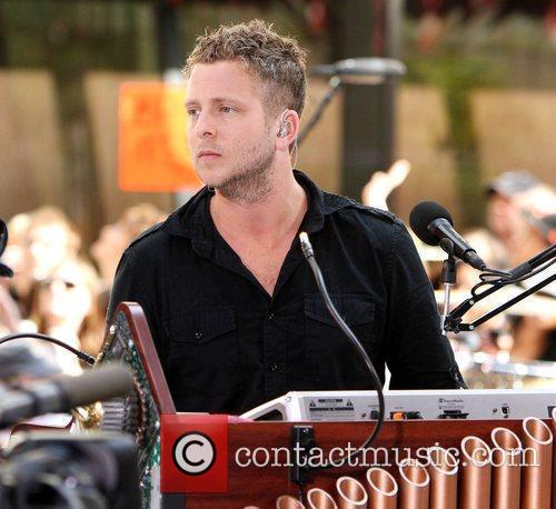 One Republic and Ryan Tedder 3