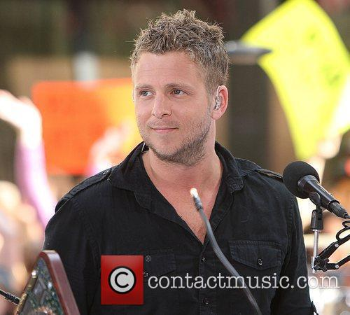 OneRepublic performing live on the 'Today Show's Summer...