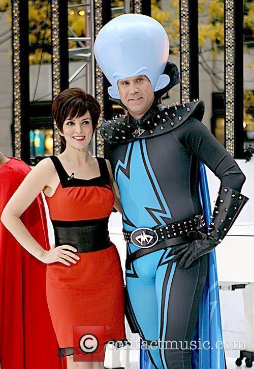 Tina Fey and Will Ferrell 8
