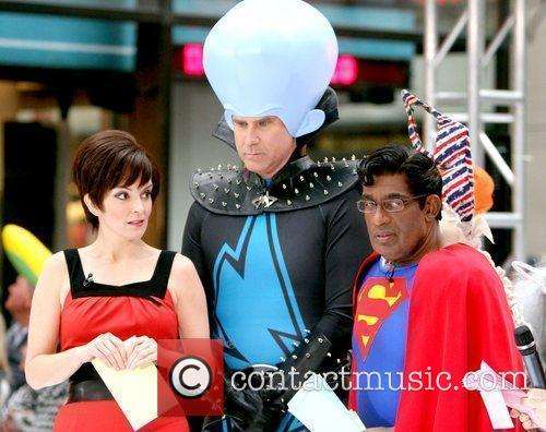 Tina Fey, Al Roker, Superman and Will Ferrell 10
