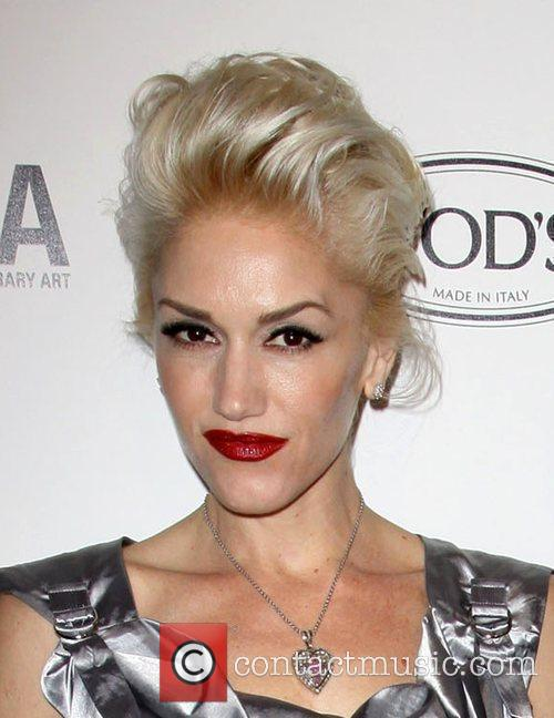 Gwen Stefani Tod's Boutique grand opening in Beverly...