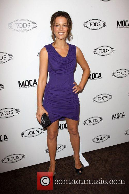 Kate Beckinsale Tod's Boutique grand opening in Beverly...