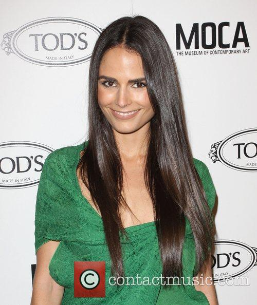 Jordana Brewster Tod's Boutique grand opening in Beverly...