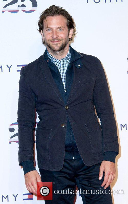 Bradley Cooper, Celebration and Tommy Hilfiger 1