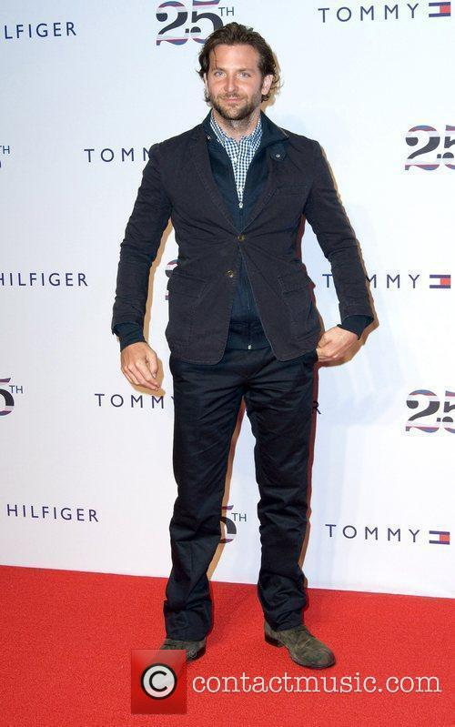Bradley Cooper, Celebration and Tommy Hilfiger 2