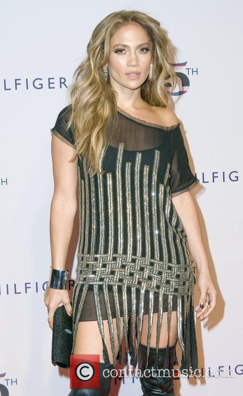 Jennifer Lopez, Celebration and Tommy Hilfiger 4
