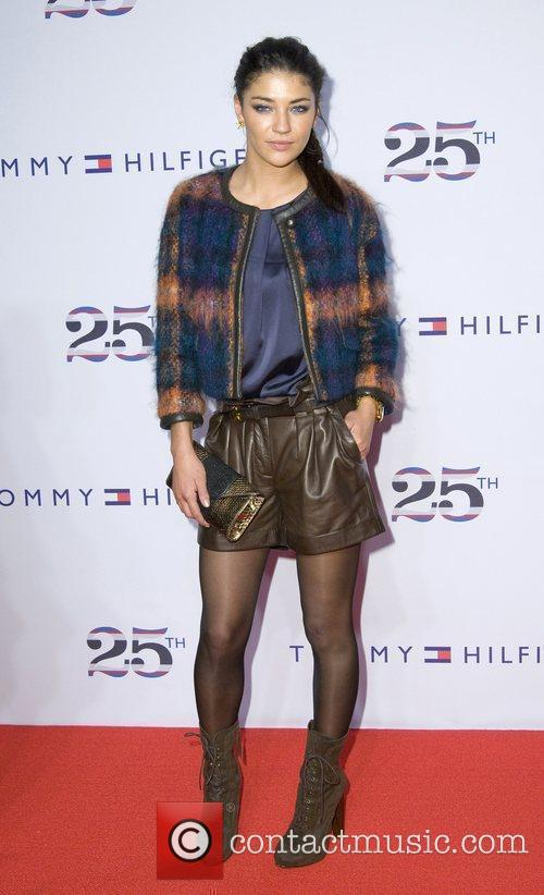 Jessica Szohr, Celebration and Tommy Hilfiger 2