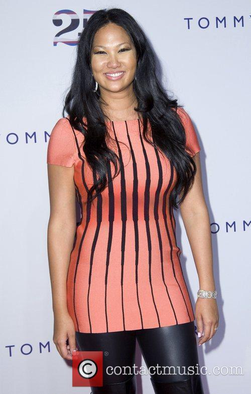 Kimora Lee Simmons, Celebration and Tommy Hilfiger 1
