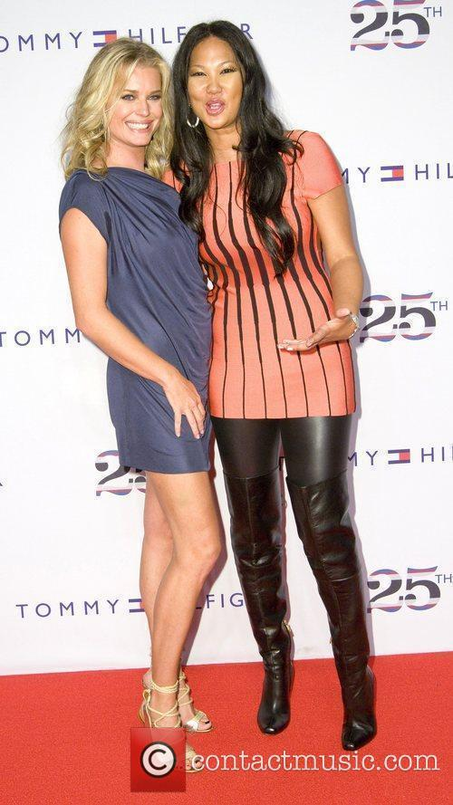 Rebecca Romijn, Celebration, Kimora Lee Simmons and Tommy Hilfiger 2