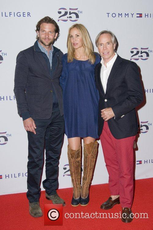 Bradley Cooper, Celebration and Tommy Hilfiger 3
