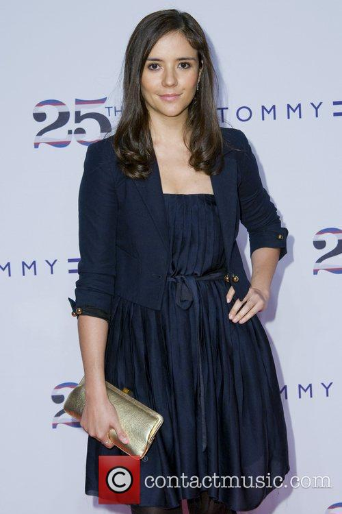 Catalina Sandino Moreno, Celebration and Tommy Hilfiger 3