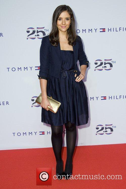 Catalina Sandino Moreno, Celebration and Tommy Hilfiger 1