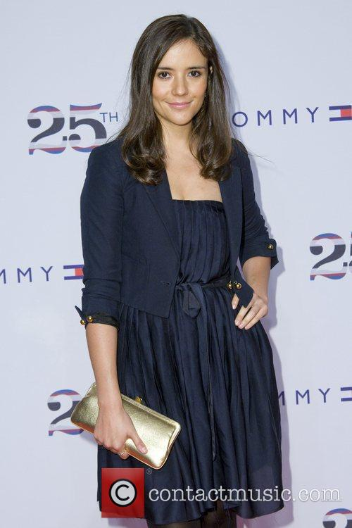 Catalina Sandino Moreno, Celebration and Tommy Hilfiger 2