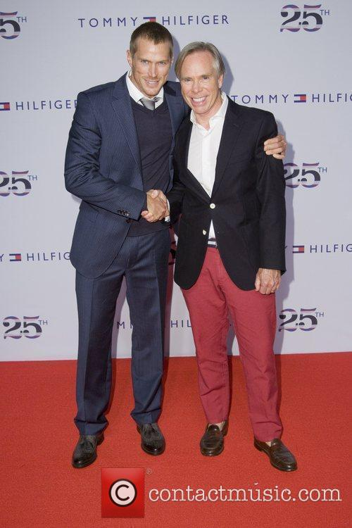 Jason Lewis, Celebration and Tommy Hilfiger 2
