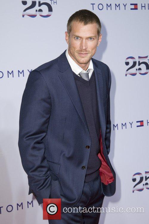 Jason Lewis, Celebration and Tommy Hilfiger 4