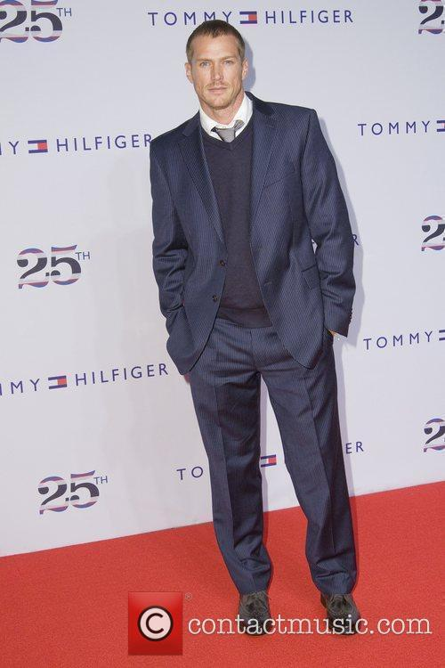 Jason Lewis, Celebration and Tommy Hilfiger 1